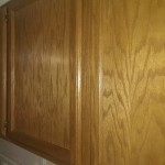 Basement - high quality kitchen in the basement with good cabinets
