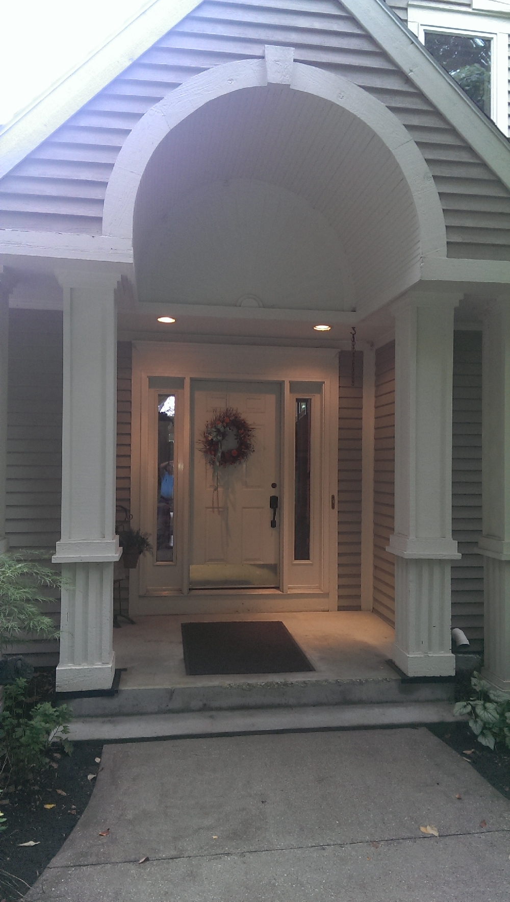Entry - Entrance Way on West side of home