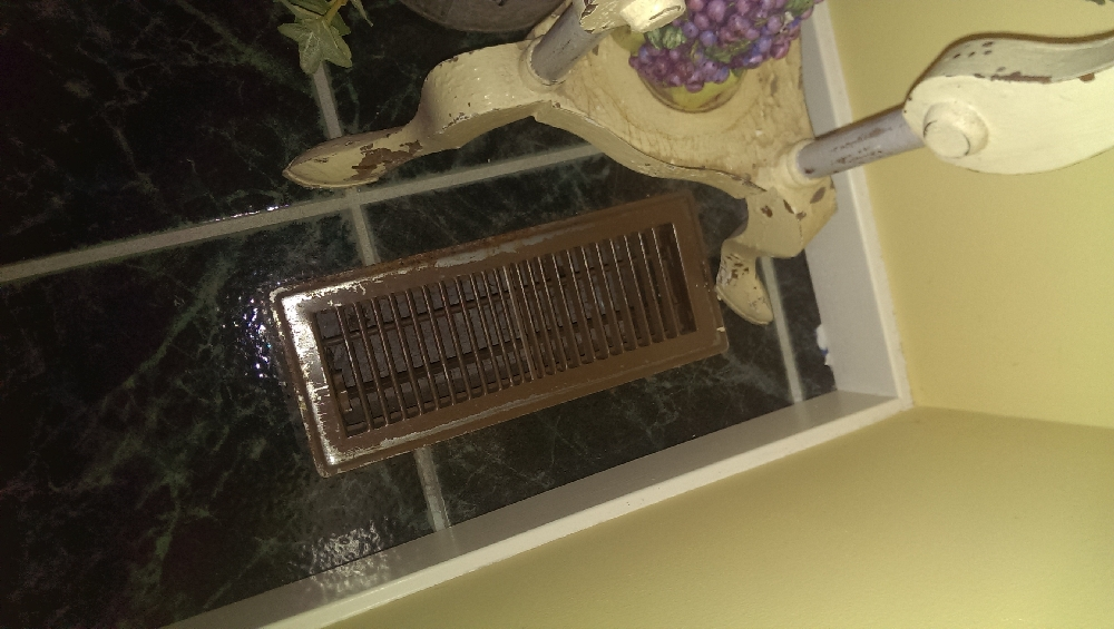 Entry - efficient forced air heating and cooling that works very well