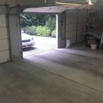 Garage - roomy 3 stall garage with deep bay and freezer bay