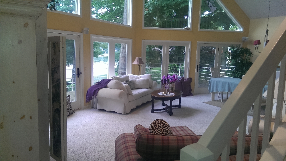 nice big living rooms