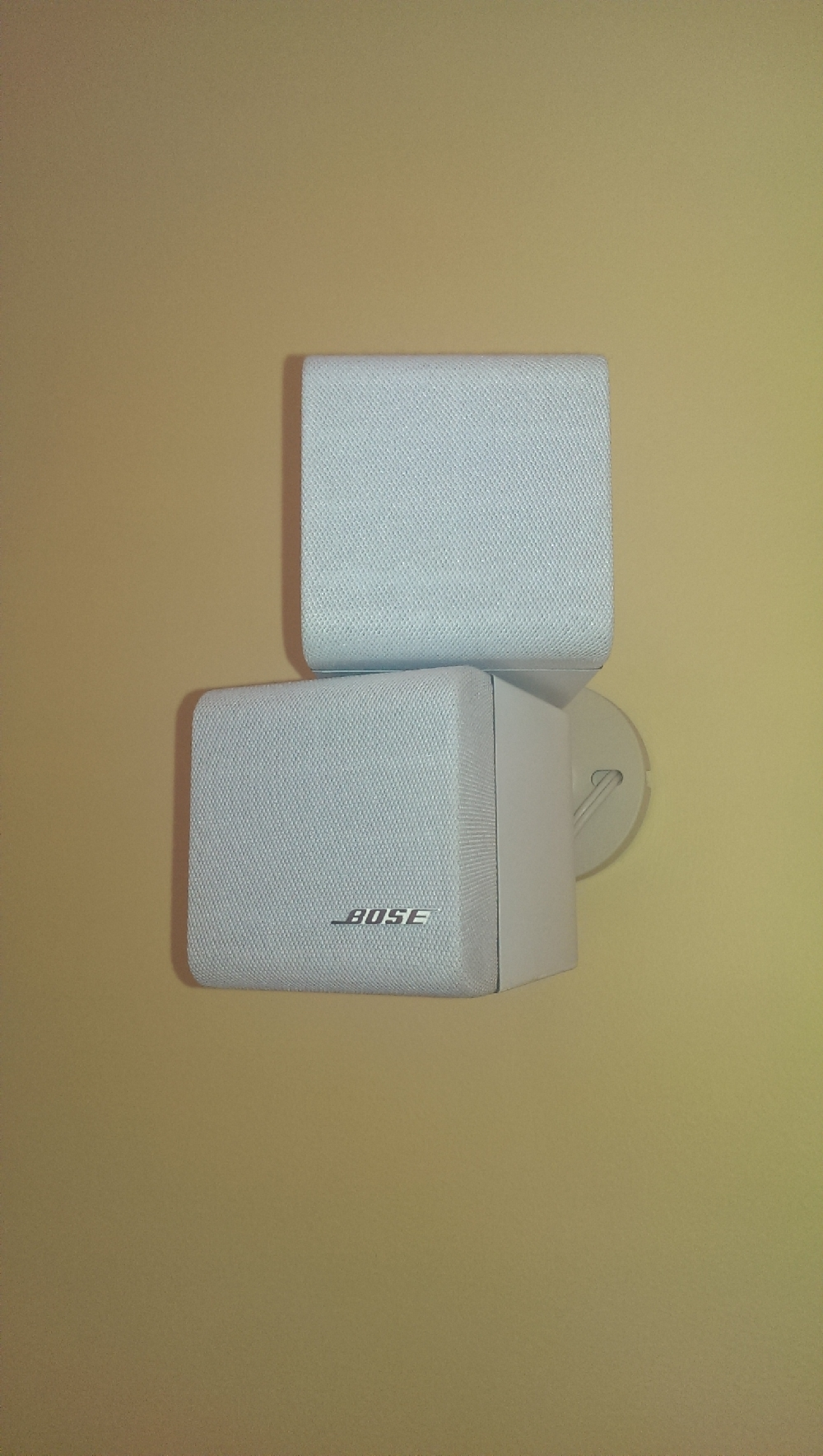 LR- wall mounted front bose surround speaker system