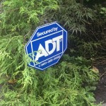 Yard - Protected by ADT Security
