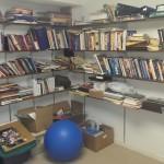 basement - library