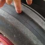 Good front rubber