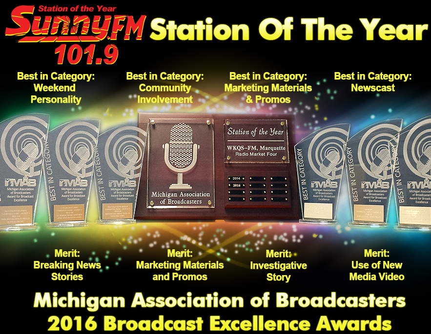 Sunny 101.9 FM Station of the Year